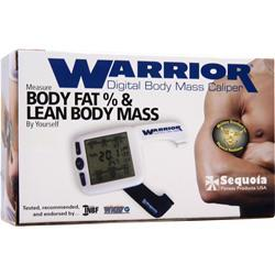 Sequoia Fitness Products Warrior - Digital Body Mass Caliper - 1 unit