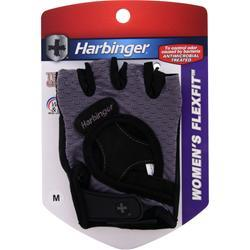 Harbinger Women's FlexFit Glove Black - Medium - 2 glove