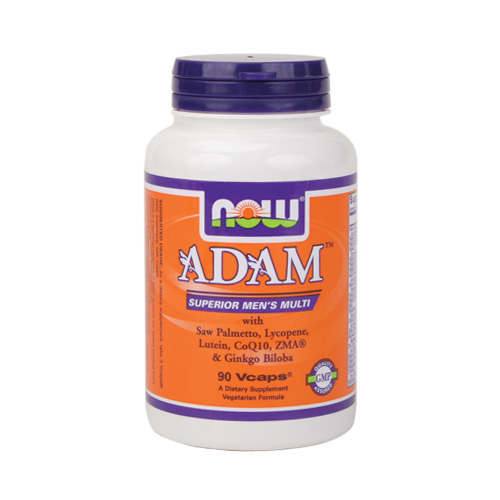NOW ADAM Men's Multivitamin 90 vcaps