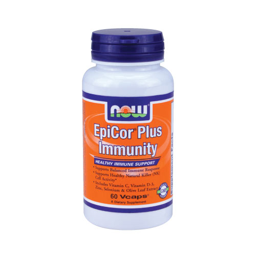 NOW EpiCor Plus Immunity 60 vcaps