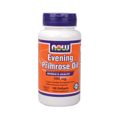 NOW Evening Primrose Oil (500mg) 100 sgels