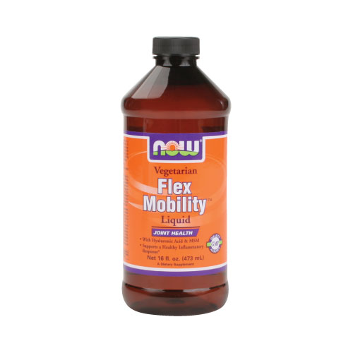 NOW Flex Mobility Liquid 16 fl.oz