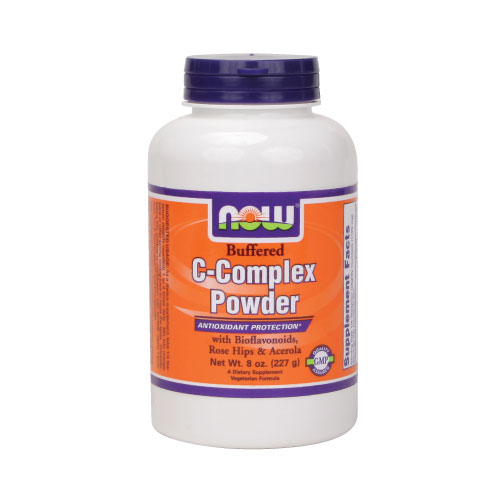 Now C-Complex Powder 8 oz