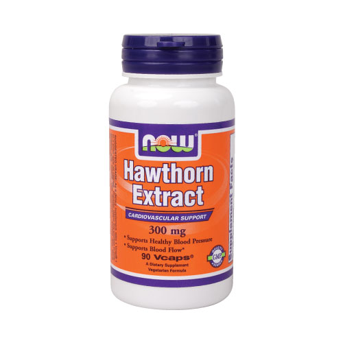 Now Hawthorn Extract (300mg) 90 vcaps