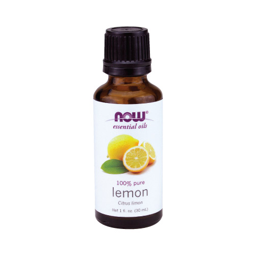 Now Lemon Oil (100% Pure & Natural) Citrus Limon 1 oz