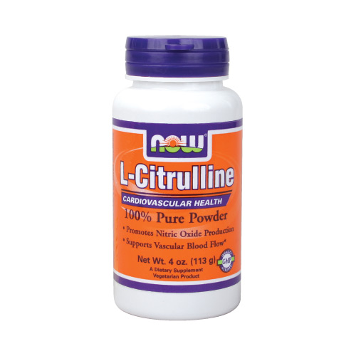 Now L-Citrulline (100% Pure Powder)