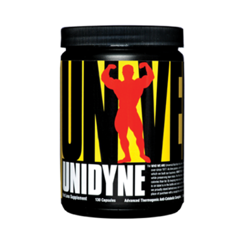 Universal Nutrition Unidyne 130 caps
