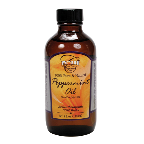 Now Peppermint Oil 4 fl.oz