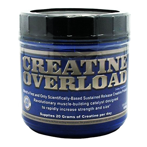 HI-TECH PHARMACEUTICALS Creatine Overload 1200 gr