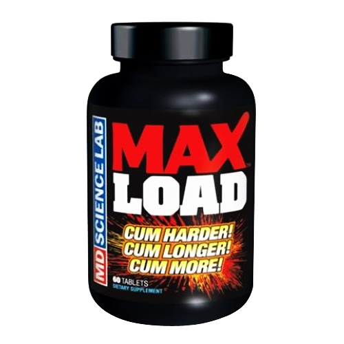 Md Science Labs Max Load - 60 tabs