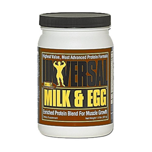 Universal Nutrition Milk & Egg Protein Chocolate 1.5 lbs