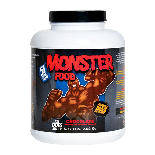 CytoSport Monster Food Chocolate 5.77 lbs