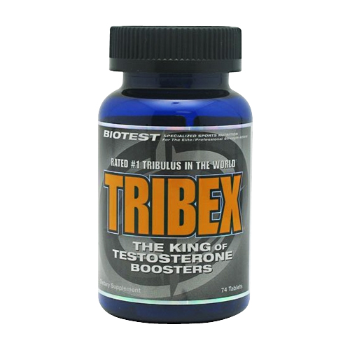 Biotest Tribex - Testosterone Booster 74 tabs