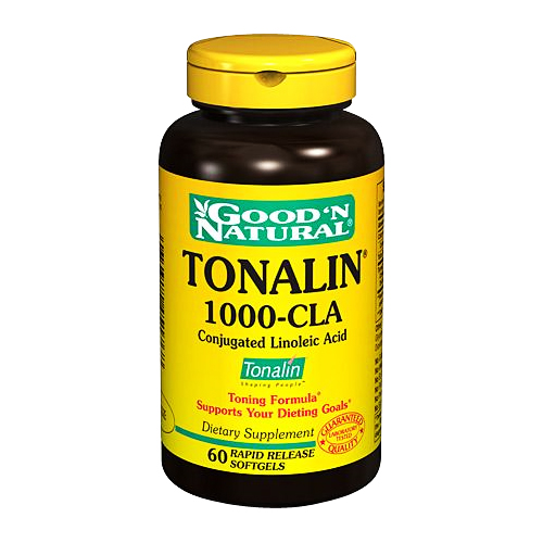 Good 'N Natural Tonalin 1000-CLA 60 sgels