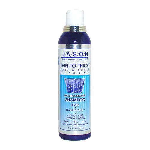 Jason Thin to Thick Extra Volume Shampoo 8 fl. oz.