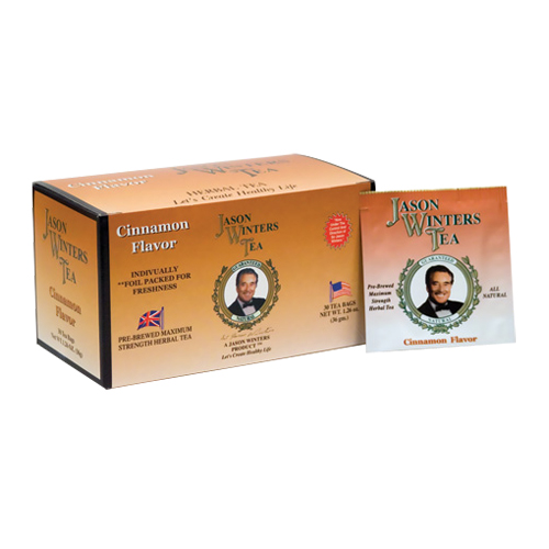 Jason Winters Tea Bags Cinnamon - 30 packets