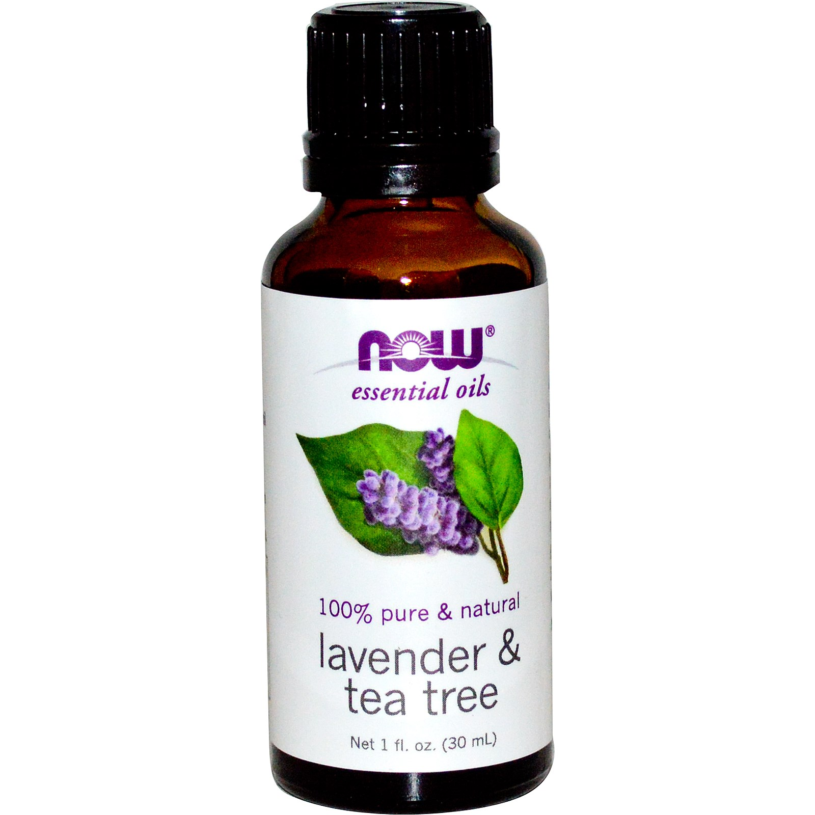 Now Lavender Tea Tree Oil Blend - 1 fl.oz