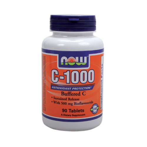 Now C-1000 with Bioflavonoids 90 tabs