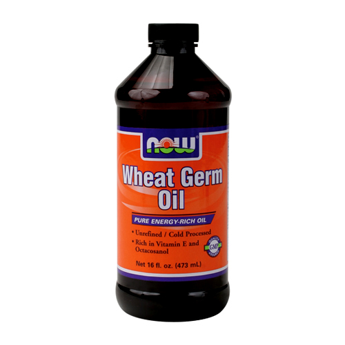 Now  Wheat Germ Oil Liquid - 16 fl. oz.