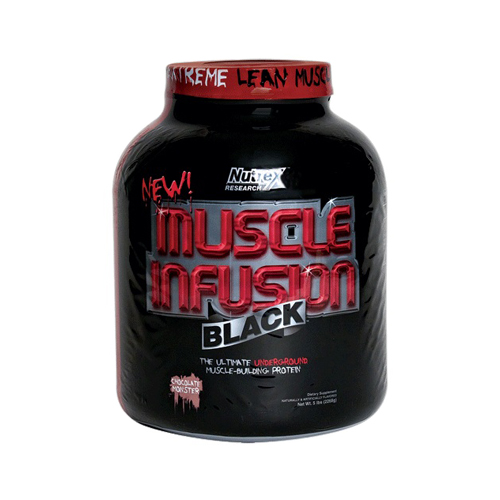Nutrex Research Muscle Infusion Black Chocolate Monster 5 lbs