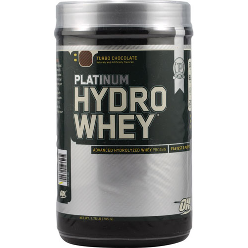 Platinum HydroWhey Turbo Chocolate 1.75 lbs - astronutrition.com