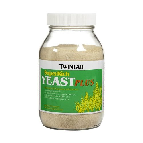 Twinlab Super Rich Yeast Plus 16 oz