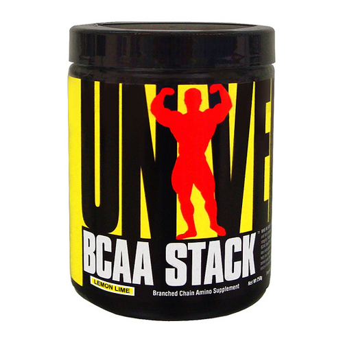 Universal Nutrition BCAA Stack Lemon Lime - 250 gr